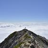 〈MH〉大人の夏休み2016。唐松・五竜、テン泊の山旅