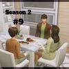【Sims4】#9 崩壊の足音【Season 2】