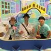 「ボンとハレトモの愉快なパリ&ベネチア旅行」原画展示終了!感謝!!