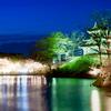 【一眼レフ】上越の高田公園に夜桜を撮影に行ってきた