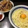 中華そば べんてん『つけ麺中盛+メンマ&チャーシュー+辛味+生玉子』