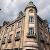北九州へ。歴史的近代建築を巡る旅(5・了)下関・秋田商会、大里エリア。 2008年2月14日