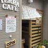 terracafeオープン