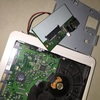 TVで使っていたHDDをPC用にする方法!ついでにその逆もやってみる