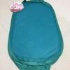 ダイソーのFoldable Bag(ランドリーバッグ)を猫ハウスにしてみました。