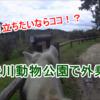 目立ちたいならココ!?渋川動物公園で外乗!