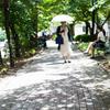 『阪急電車』今津線各駅停車の旅(2)宝塚南口駅の古いベンチ