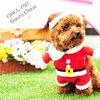 【クリスマス】犬コスプレ服まとめ!通販おすすめのサンタやトナカイ服がかわいい!