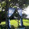 ハワイ ハレプナカイのオーシャンフロントの邸宅ウエディングをお手伝い
