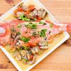 金目鯛で作る贅沢な一品!アクアパッツァのレシピ・作り方