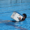 5年 着衣泳訓練