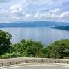 十和田湖畔・奥入瀬渓流・発荷峠を電動アシスト自転車で走ってみました。