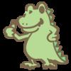 恐竜のおもちゃ レビュー