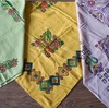 4月、5月のトルコの木版プリント・バスク 「春のお花のスカーフを作ってみよう」ワークショップのご案内