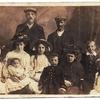 母の日と家族写真。
