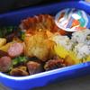 幼稚園に入園してから1年間のお弁当作りを振り返る…。