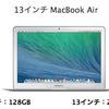 友人がMacBook Airを購入しました