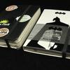 [ま]16冊目のモレスキンはバットマン限定ノートブックです @kun_maa