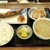 西川口の「串げん」でサバ焼き定食を食べました★