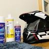 ヘルメットのメンテナンス方法 Arai TourCross3をきれいにしてみた