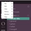 Slack for Windows + US配列 で IME を切り替えると左上にメニューが出てきて鬱陶しい