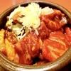 焼肉:【旅グルメ福岡】老舗焼肉屋でコスパ〇の焼肉ランチがいただけるお店|利花苑 大名本店