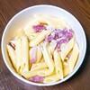 サイゼリヤ下総中山店@下総中山 チーズ&パンチェッタ、エビクリームグラタンをテイクアウトしてみた