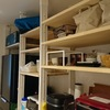 キッチンの食器棚をDIYで作ってみました