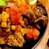 COCO'Sの「フレッシュアボカドのカリブチキンジャンバラヤ」を食べました