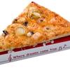 TDL食レポ シーフードピザ