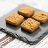 ビニール袋で作れる全粒粉のガリガリクッキーのレシピ