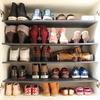 靴の収納と冬支度
