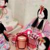 【雛人形】到着&飾り付けしました / 一秀木目込み人形