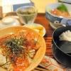 胡麻醤油のかつお茶漬け JR串本駅前の『萬口』が美味しかった話