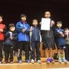 【 試合結果 】第43回古川卓球選手権大会