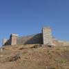 アンダルシアの旅路の始まり。森の山道を抜けて、お城と修道院と洞窟の町アラセナへ。