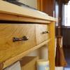 引き出し付き木製スタンディングデスクの作り方