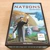 【ボードゲーム】有史以来、迷った時は運命をダイスに任せるって決まってんだよ?「ネイションズ:ダイスゲーム」(Nations The Dice Game)ファーストレビュー