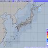 北海道、東日本で雷雨 - 簡単に解析してみた