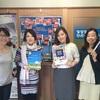 エルシス 学校担当者が来社しました!日本人5%以下、無料マンツーマンレッスンを毎日受けられる!!