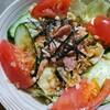 ◎ ☆栄養士のれしぴ☆さんのサラダうどんを作ってみた!