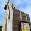竹富島へ閉鎖された「なごみの塔」を確認しに行ったら、代わりに「あかやま展望台」ができてた!