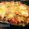 【レシピ】トマトとかぼちゃのチーズ焼き