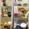 【捨て活】冷蔵庫の片付けと掃除。卵ケースをマヨネーズスタンドに代用。