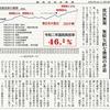 経済同好会新聞 第213号 「国民負担率46%強の理不尽」