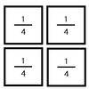 算数:息子が宿題を質問してきました。三分の一の作り方。