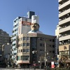 上野駅近くまでウォーキング