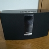 SoundTouch 20 Series III wireless music systemを購入。