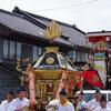 松波人形キリコ祭り(その1)