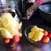 桃とさくらんぼのサングリア作りのお話
